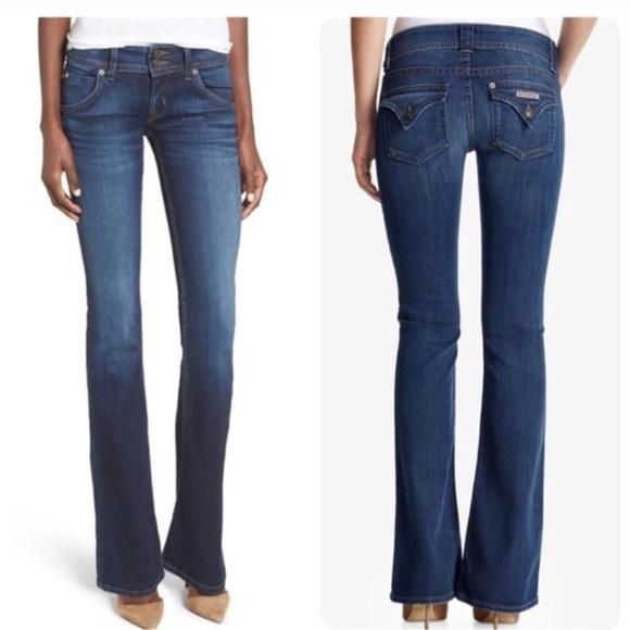 1d02777e9c9 Hudson Jeans Jeans | New Hudson Signature Bootcut Flap Pocket | Poshmark
